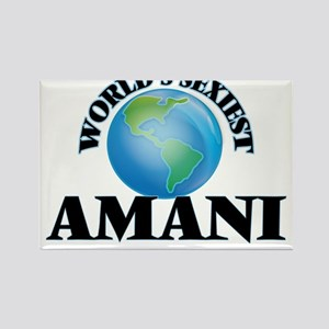 World's Sexiest Amani Magnets