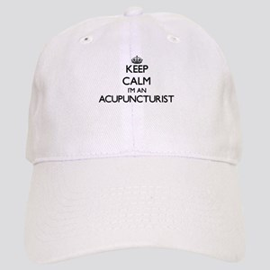 Keep calm I'm an Acupuncturist Cap