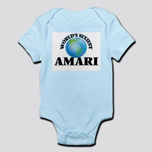 World's Sexiest Amari Body Suit