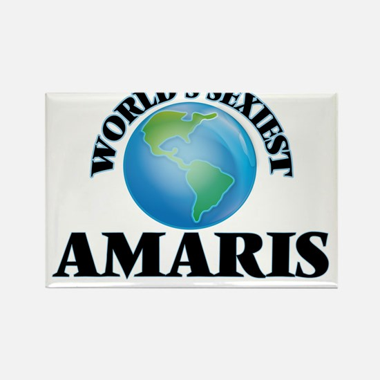 World's Sexiest Amaris Magnets