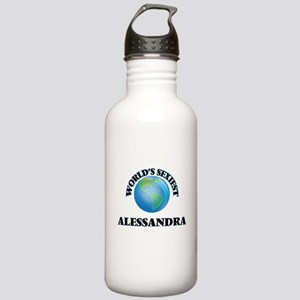 World's Sexiest Alessa Stainless Water Bottle 1.0L
