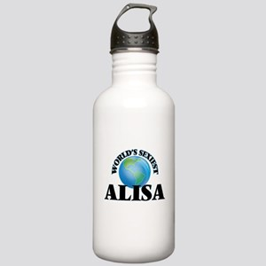 World's Sexiest Alisa Stainless Water Bottle 1.0L