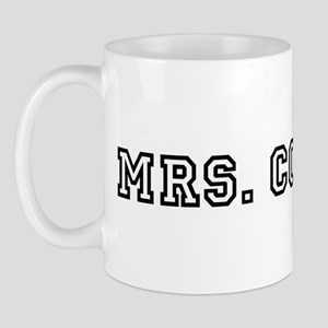 Mrs. Columbo Mug