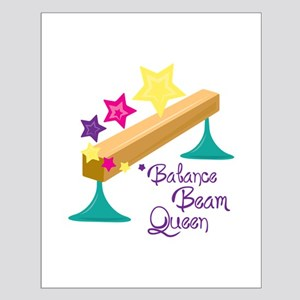 Balance Beam Queen Posters
