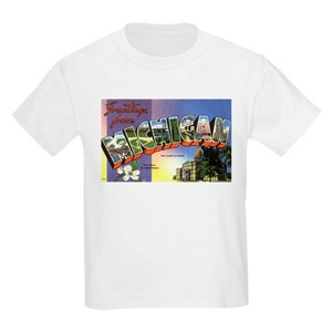 Michigan greetings kids clothing accessories cafepress m4hsunfo