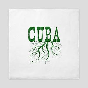 Cuba Roots Queen Duvet