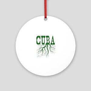 Cuba Roots Ornament (Round)