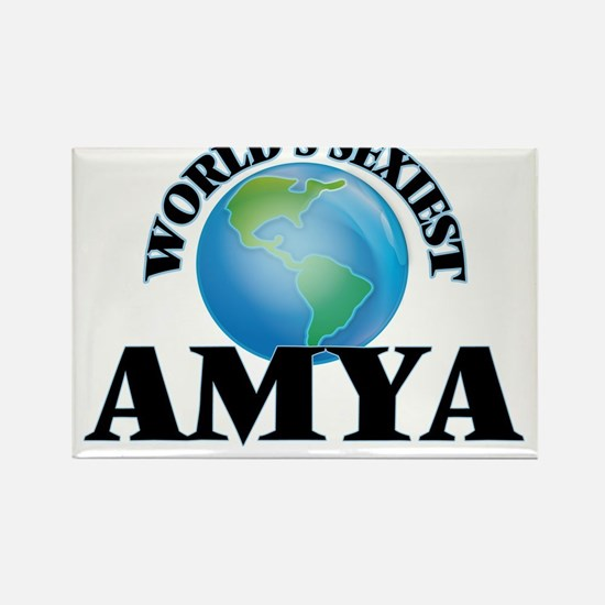 World's Sexiest Amya Magnets