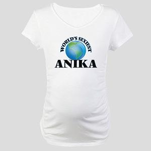 World's Sexiest Anika Maternity T-Shirt