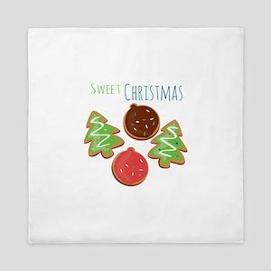 Sweet Christmas Queen Duvet
