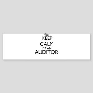 Keep calm I'm an Auditor Bumper Sticker