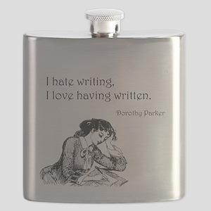 Love/Hate Writing Flask