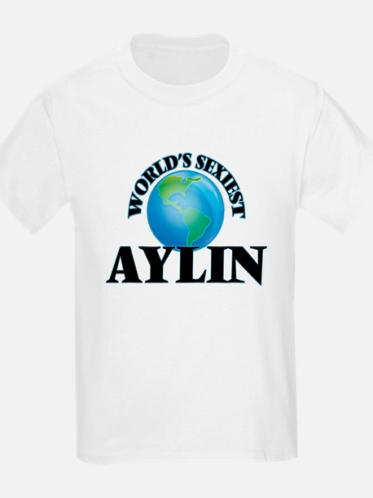 World's Sexiest Aylin T-Shirt