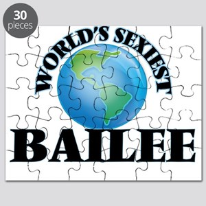 World's Sexiest Bailee Puzzle
