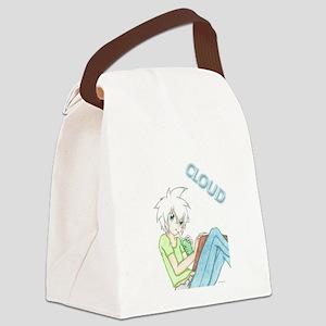 OC Cloud Canvas Lunch Bag