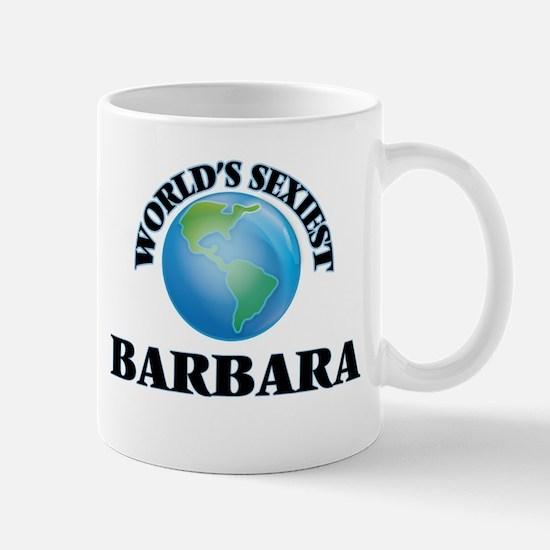 World's Sexiest Barbara Mugs
