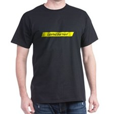 I Started That Trend Dark T-Shirt