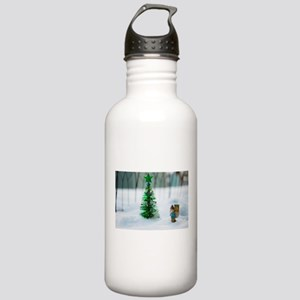 Roys Christmas Stainless Water Bottle 1.0L