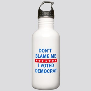 DONT BLAME ME DEMOCRAT Stainless Water Bottle 1.0L