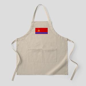 Old Kazakhstan Flag Apron