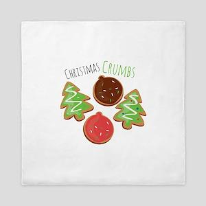 Christmas Crumbs Queen Duvet
