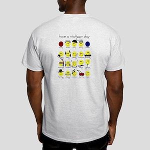 MAHS Smiley Designs Light T-Shirt