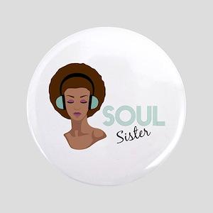 "Soul Sister 3.5"" Button"