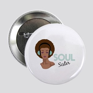 "Soul Sister 2.25"" Button (10 pack)"