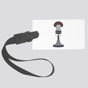 On The Air Luggage Tag