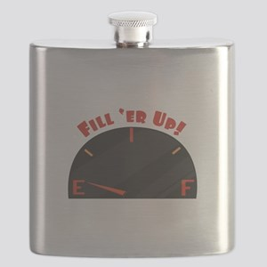 Fill Er Up Flask