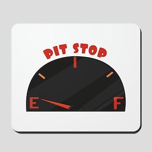 Pit Stop Mousepad