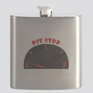 Pit Stop Flask