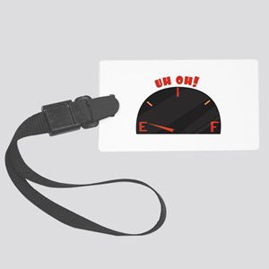 Uh Oh! Luggage Tag