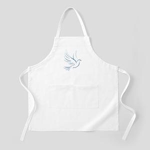 Dove of Peace BBQ Apron