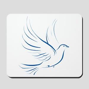 Dove of Peace Mousepad