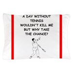 tennis Pillow Case