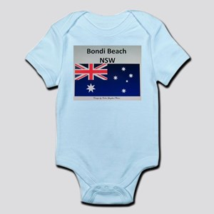 Bondi Beach Merchandise by ColinGwytherP Body Suit