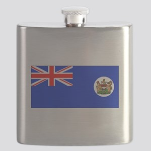 Hong Kong Flag Flask