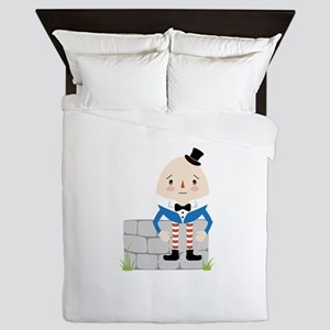 Humpty Dumpty Queen Duvet