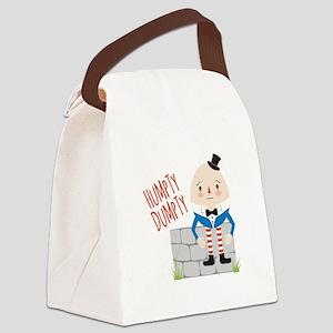 Humpty Dumpty Canvas Lunch Bag