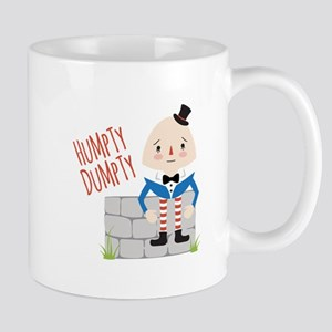 Humpty Dumpty Mugs