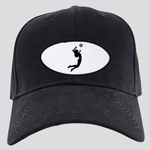 Volleyball girl Black Cap
