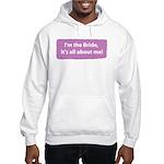 Bride's Hooded Sweatshirt