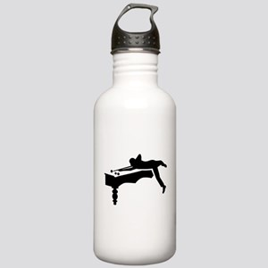 Billiards player Stainless Water Bottle 1.0L