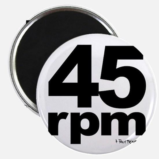 45rpm Magnets