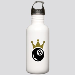 Eight ball billiards c Stainless Water Bottle 1.0L
