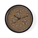 Abstracta Wall Clock