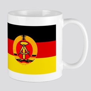 East Germany Flag Mugs