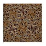 Abstracta Tile Coaster