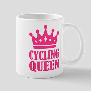 Cycling queen champion Mug